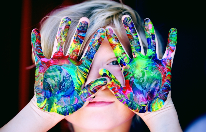 Värvipsühholoogia lastetoas