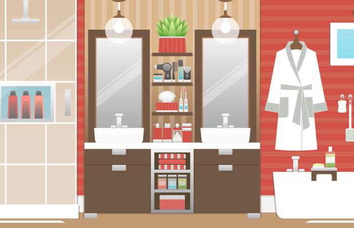 Teeme üürikorteri vannitoa koduseks